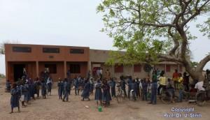 Schulprojekt in Ouagadougou